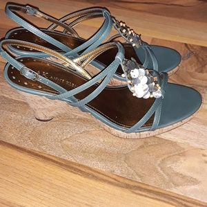 Anne Klein Sandals Size 7.5